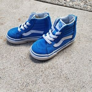 Van's toddler shoes